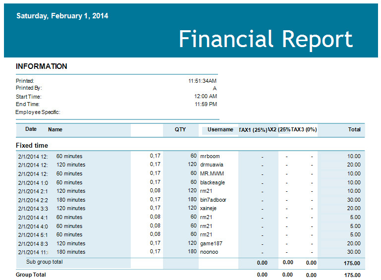 Financial Reports - Interim Statement - Powered by Kayako http ...